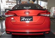 Zoom Tail Toyota Yaris Ativ 2020 Car in Car Showroom