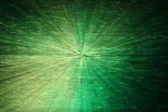 Zoom verde abstracto Fotografía de archivo