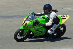 Zoom Zoom Track Days at Infineon Raceway Royalty Free Stock Image