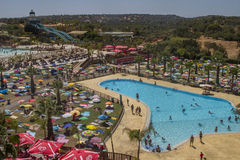 ZooMarine theme park in Algarve, Portugal Stock Photography