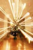 Zoomed christmas Stock Photo