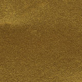 Zoomed Gold Texture Royalty Free Stock Photo