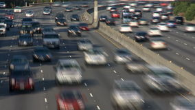 Zooming cars on speedway. Video of zooming cars on speedway stock footage