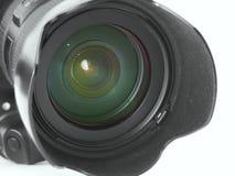 Zoomobjektiv Lizenzfreie Stockfotografie