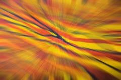 Zoomunschärfeeffekt-Zusammenfassungshintergrund Lizenzfreie Stockfotografie