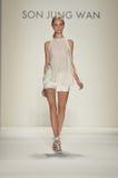 Zoon Bleke Jung - de Modeshow van New York Royalty-vrije Stock Foto