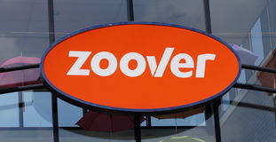 Zoover, Dutch travel agency Royalty Free Stock Photography