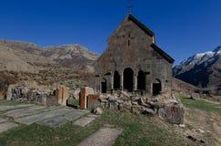 Zorac kościół obraz stock