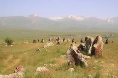 Zorats Karer (Karahunj) photo libre de droits