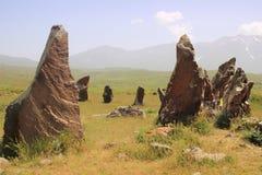 Zorats Karer (Karahunj) image libre de droits