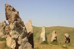 Zorats Karer (Karahunj) stock foto