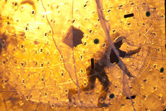 Zorbing Fotos de Stock Royalty Free