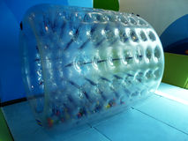 Zorbing piłka Fotografia Stock