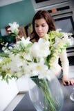 zorganizowanie kwiat Zdjęcia Royalty Free
