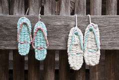 Zori sandals Stock Image