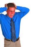 Zornmanagement lizenzfreies stockfoto