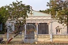 Zoroastrian temple in Ahmedabad Stock Image