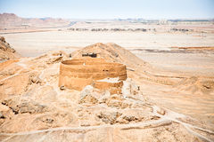Zoroastrian Tower of Silence, Yazd, Iran. Stock Image