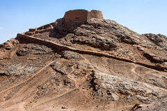 Zoroastrian Tower of Silence Royalty Free Stock Images