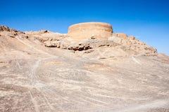 Zoroastrian Tower of Silence Royalty Free Stock Photos