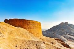 Zoroastrian wierza cisza zdjęcia stock