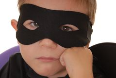 Zorro The Avenger 1 Stock Image