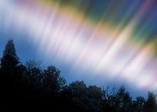 zorz borealis Obrazy Stock