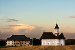 Zosin Monastery, Romania Stock Photos