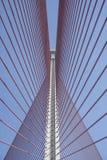 Zostający bridżowy Talavera, Toledo.Puente Castilla los angeles M Obrazy Royalty Free