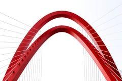 Zostający most łuk Zdjęcie Stock