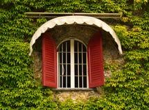 zostaw okna Zdjęcie Royalty Free