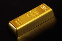 Złoto Fotografia Stock