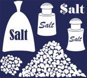 zout vector illustratie