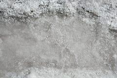 Zoute productie van droog overzees zoutwater royalty-vrije stock foto's