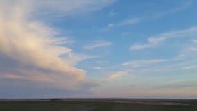 Zoutmeer, Kansas Stock Afbeelding