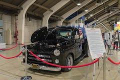 ZR II della raccolta di Dodge C-1 su esposizione immagini stock libere da diritti