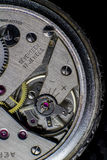 Zredukowany zegarek obrazy stock