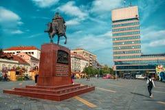 Zrenjanin, Serbien - 19. April 2019 stockfoto