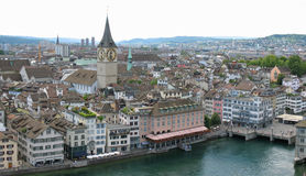 Zürich Royalty-vrije Stock Foto's