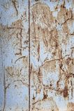 Zrudziały tło i tekstura żelazo narysy obraz royalty free
