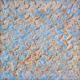 Zrudziałe tekstury Fotografia Royalty Free