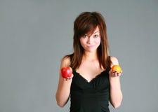 zrywania owoców Zdjęcie Stock