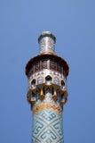 Zsolnay设计了烟囱在新的Zsolnay中心在佩奇匈牙利 库存照片