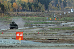 ZSU-23-4 Shilka Stock Photography