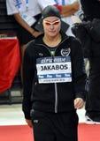 Zsuzsanna JAKABOS HUN. Hong Kong, China - Oct 29, 2016.  Zsuzsanna JAKABOS HUN at the start of the Women`s Freestyle 800m Final. FINA Swimming World Cup Stock Images
