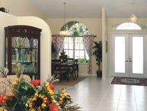 zsynchronizowane wnętrza domu Zdjęcie Royalty Free