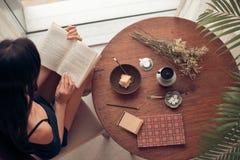 Zu Hause studieren Lizenzfreie Stockbilder