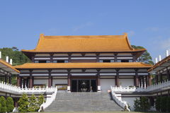 Zu Lai Temple Immagine Stock