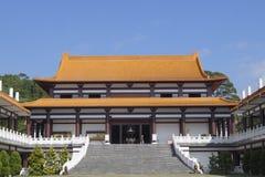 Zu Lai Temple Stock Image