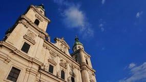 Zu Salzburg de los Dom imagenes de archivo